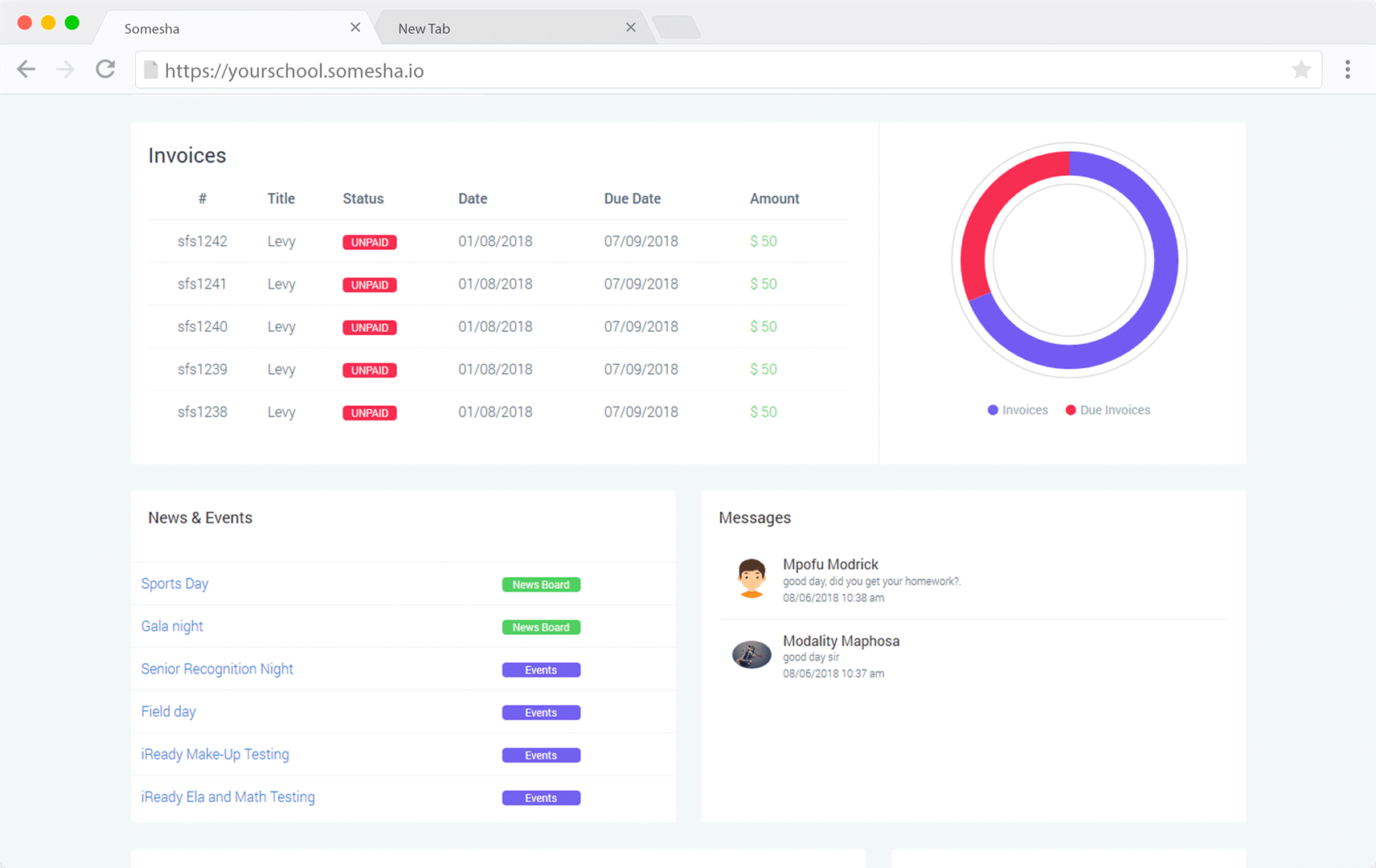 somesha-school-management-dashboard
